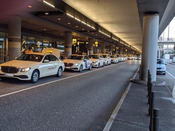 Leistungsbeschreibung Taxi-Versicherung