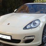 Porsche Panamera Taxi-Versicherung