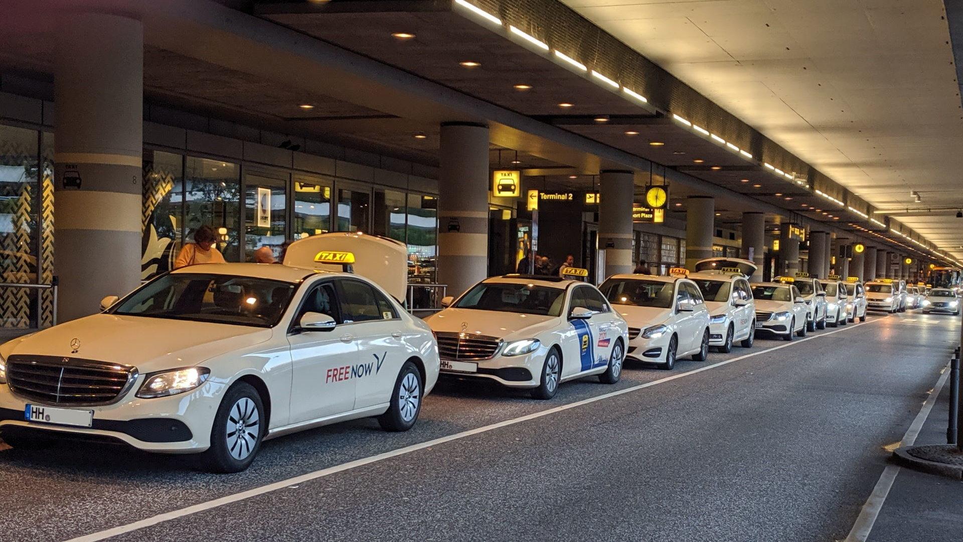 Taxi-Versicherung